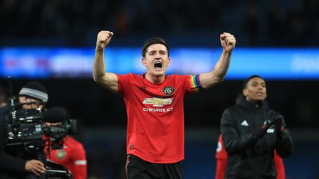 Manchester United defender Harry Maguire is set to spend a period of time sidelined with a hip injur
