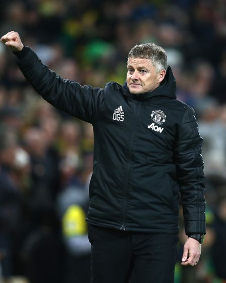 Manchester United manager Ole Gunnar Solskjaer. Picture: Paul Chesterton/Focus Images