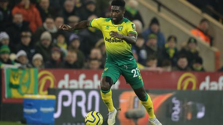 Alex Tettey is a boyhood Manchester United supporter. Picture: Paul Chesterton/Focus Images Ltd