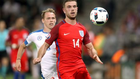 Duda in action for Slovakia against England. Picture: Owen Humphreys/PA Archive/PA Images