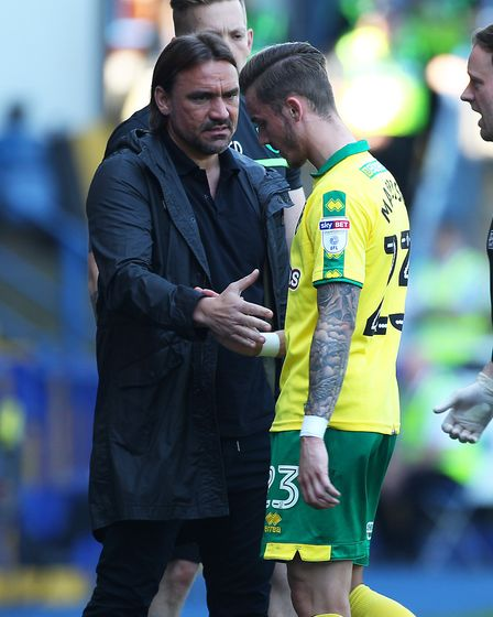City cashed in on midfielder James Maddison Picture: Paul Chesterton/Focus Images Ltd