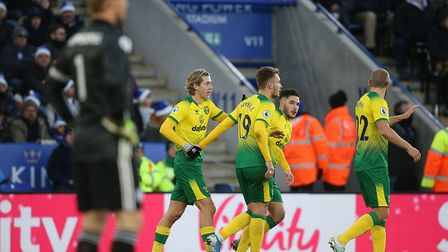 Teemu Pukki is on the cusp of reaching 40 goals for Norwich City, netting his 39th at the King Power