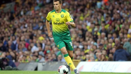 Heise has hinted at a possible exit from Norwich City. Picture: Paul Chesterton/Focus Images Ltd