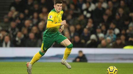 Sam Byram has proved to be a successful signing for the Canaries Picture: Paul Chesterton/Focus Imag