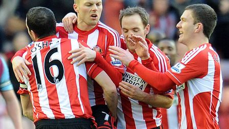 Sunderland have been protagonists of numerous survival missions. Picture: Owen Humphreys/PA Wire.