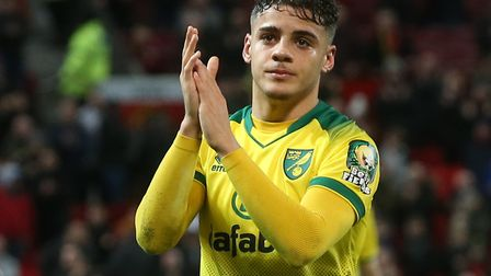 Norwich City ace Max Aarons is taking transfer speculation in his stride Picture: Paul Chesterton/Fo
