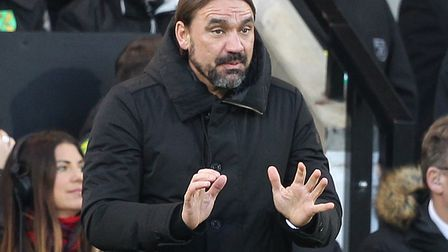 Daniel Farke expects a better away offering from his side than last time out on the road at Manchest