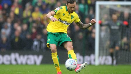 James Maddison - a success story in so many ways for Norwich City Picture: Paul Chesterton/Focus Ima
