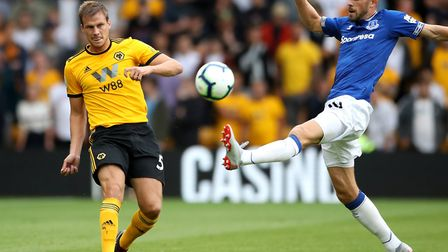 Ryan Bennett, left, is set to sign for Leicester City Picture: Nick Potts/PA Wire
