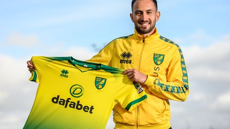Lukas Rupp became Norwich City's first permanent signing of the window after his move from Hoffenhei