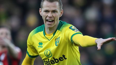 Ondrej Duda started for Norwich City against Bournemouth and played an influential role Picture: Pau