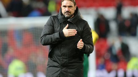 Norwich City head coach Daniel Farke will be hoping Old Trafford wasn't the moment all hope was lost
