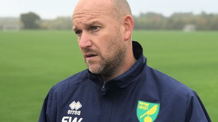 Norwich City's academy manager Steve Weaver was disappointed with the defeat to Manchester United in