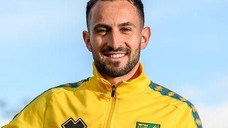 Lukas Rupp is in the mix after completing his permanent move from Hoffenheim Picture: Norwich City F
