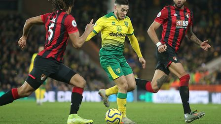 Emi Buendia's wait for a first Premier League goal goes on but the Norwich City attacker was influen