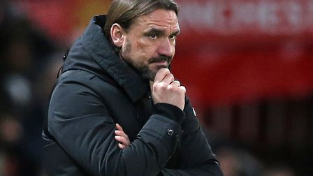 Daniel Farke admitted Norwich City fell a long way short in a 4-0 Premier League defeat at Mancheste