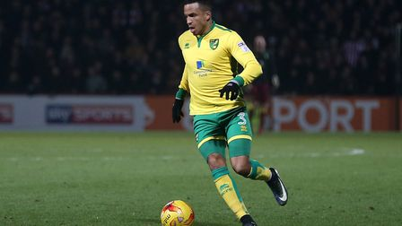 Martin Olsson has been offered a trial period at West Brom. Picture: Paul Chesterton/Focus Images Lt