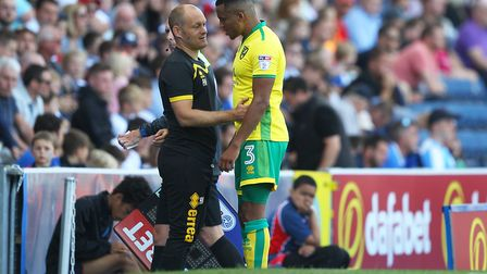 Olsson made 129 appearances for the Canaries. Picture: Paul Chesterton/Focus Images Ltd