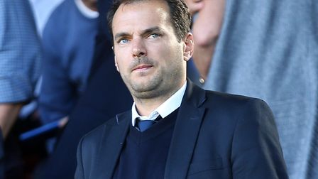 Should sporting director Stuart Webber have spent more money last summer? Picture: Paul Chesterton/F
