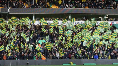 Norwich City have announced season ticket prices for the 2020-21 season Picture: Paul Chesterton/Foc