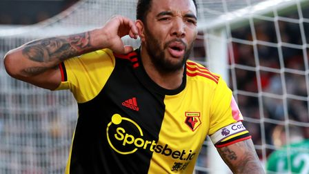 Troy Deeney has spoken about the changes implemented by Nigel Pearson at Watford Picture: Adam Davy/
