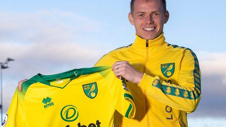 Slovakia international Ondrej Duda has joined Norwich City on loan from Hertha Berlin Picture: Norwi