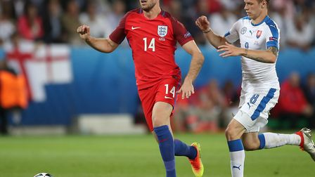 Slovakian Ondrej Duda, seen here in action against England during Euro 2016 Picture: Nick Potts/PA