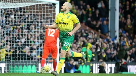 Pukki's effort comes days after the Finn was crowned Finnish athlete of the year. Picture: Paul Che