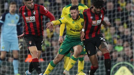 Emi Buendia continued his impressive form as Norwich City beat Bournemouth Pictures: Paul Chesterton