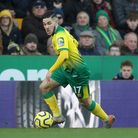 Emi Buendia has been outstanding at times for Norwich City in the Premier League. Picture: Paul Ches