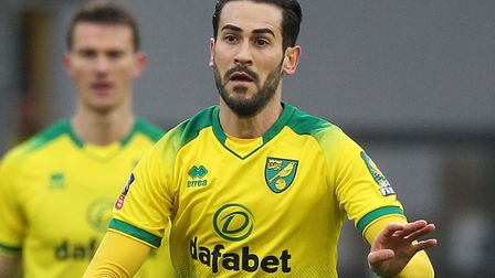 Mario Vrancic was influential for the Canaries