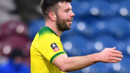 Grant Hanley opened the scoring Picture: PA