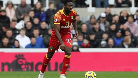 Alex Tettey is still the go-to man at the heart of City's midfield. Picture: Paul Chesterton/Focus I
