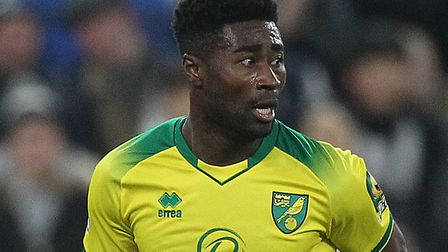 Alex Tettey may soon turn 34 but he remains an important part of Norwich City's midfield Picture: Pa