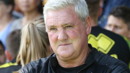 Steve Bruce is winning over the doubters at Newcastle Picture: Paul Chesterton/Focus Images Ltd