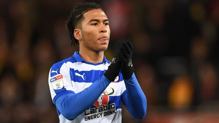 Reading forward Danny Loader was the subject of interest from Norwich City in January, according to