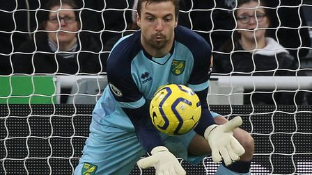Tim Krul insists there is still hope in City's quest to avoid relegation. Picture: Paul Chesterton/F