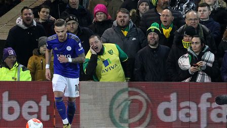 James Maddison was nulified during the 1-0 win. Picture by Paul Chesterton/Focus Images Ltd