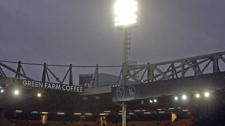 Just how strong are the storm clouds over Carrow Road? Picture: Paul Chesterton/Focus Images Ltd