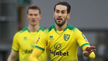Mario Vrancic was a big influence in the previous round at Burnley - will Daniel Farke ask him for a