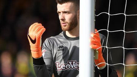 Would you welcome a second Norwich City spell for Angus Gunn? Picture: Joe Giddens/PA