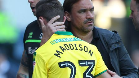 James Maddison faces Norwich City for the first time at Carrow Road since his club record Leicester