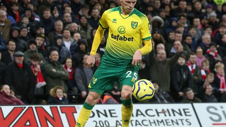 Ondrej Duda has been a regular for Norwich City since his loan move from Hertha Berlin Picture: Paul