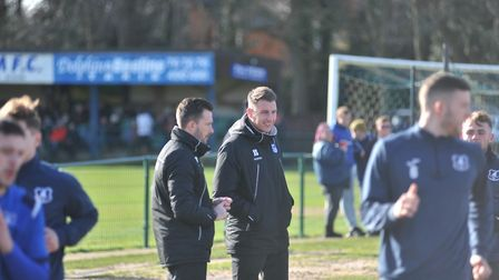Adam Drury is another of the Norwich City alumni helping Wroxham get back on track. Picture: Tony Th