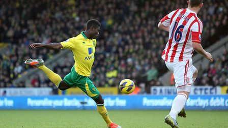 Tettey has seen it all at Norwich City. Picture: Paul Chesterton/Focus Images Ltd