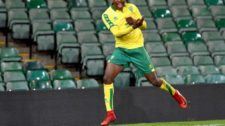 Odusina in action for City's youth team. Picture: Nick Butcher