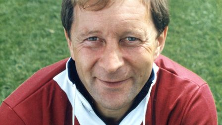 Dave Stringer was in charge the last time Norwich City reached an FA Cup quarter-final Picture: Arch