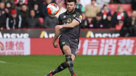 Hanley was forced into more direct passes by the Blades. Picture: Paul Chesterton/Focus Images Ltd