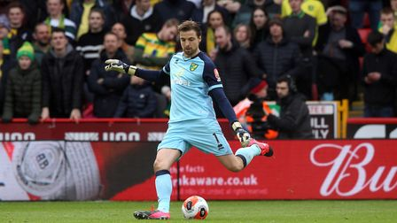 Krul has been named in the Holland squad for the first time since 2015. Picture: Paul Chesterton/Foc