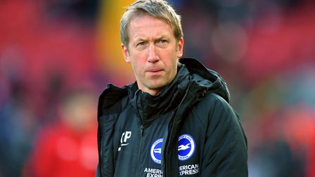 Potter took over from former City boss Chris Hughton last summer and is hoping to keep the South coa